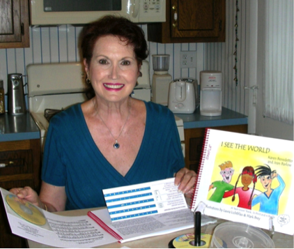 Jean Barlow - Author/Publisher